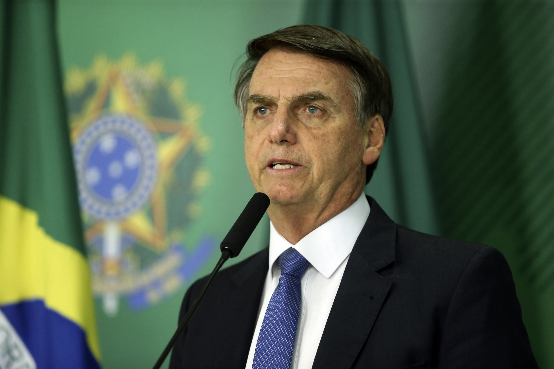 Foto1 Jair Bolsonaro 1 Metade dos vereadores em Dallas é contra a visita de Bolsonaro