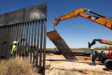 Juiz bloqueia US$ 1 bilhão de verba para construção de muro na fronteira