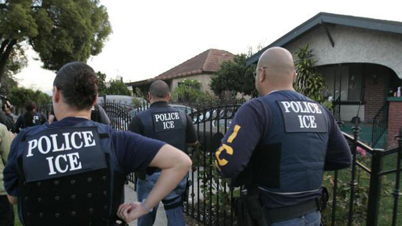 Foto19 Prisao ICE  Batidas do ICE prendem 13 imigrantes por agressões e DUI em NJ