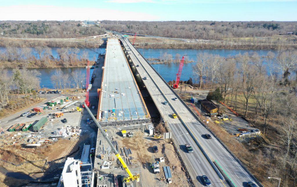 Foto23 Ponte Scudder Falls Nova ponte entre NJ e PA cobrará pedágio a partir deste verão