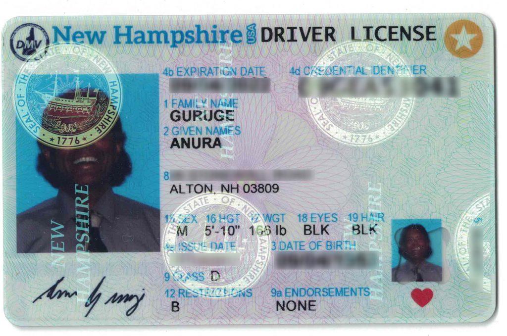 Foto26 Carteira New Hampshire Debate sobre carteira para indocumentados em NH passa para 2020