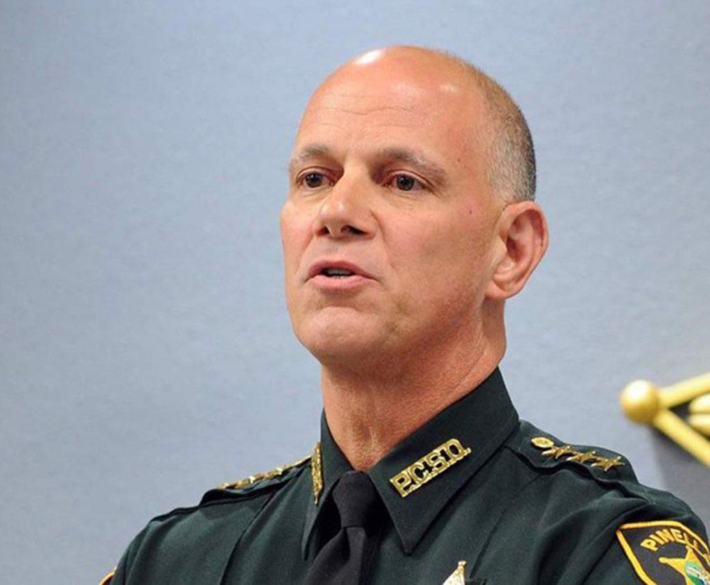 Foto6 Bob Gualtieri  Xerifes assinam programa de colaboração com o ICE na FL