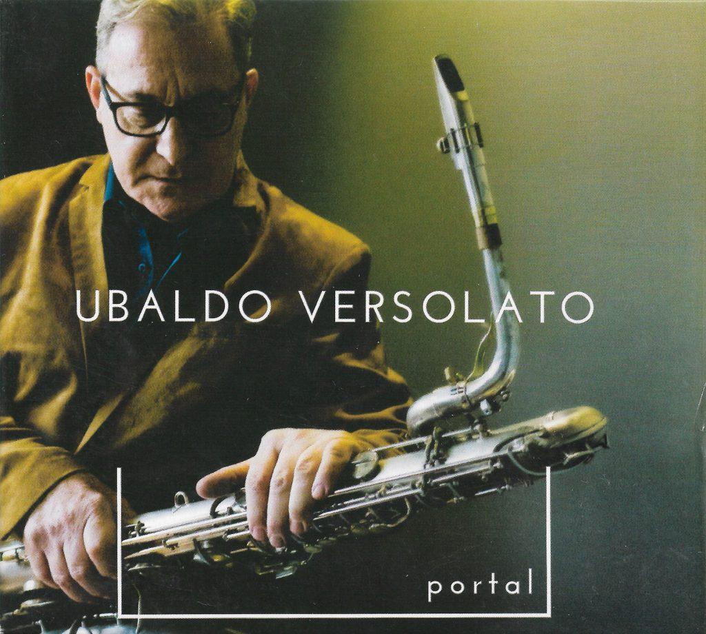 Capa CD Ubaldo Versolato Livre para criar