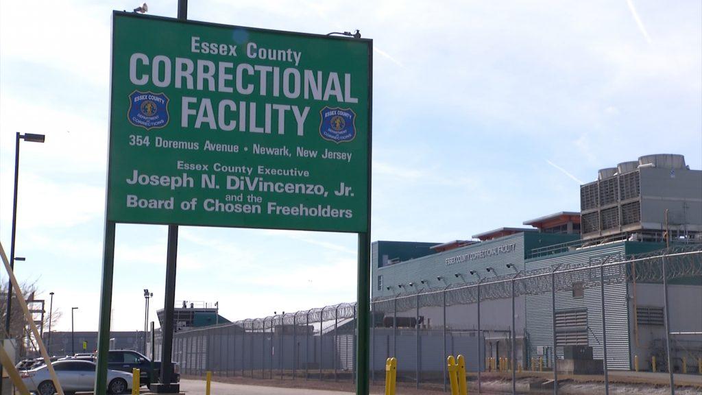 Foto11 Penitenciaria do Condado de Essex 168 imigrantes presos na fronteira dos EUA são enviados a NJ e NY