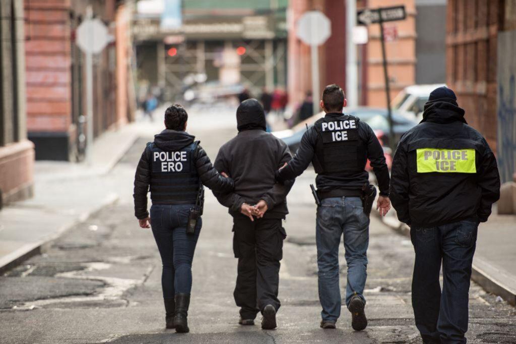 Foto18 Batida ICE 1 Batidas do ICE resultam na prisão de brasileiros na Nova Inglaterra