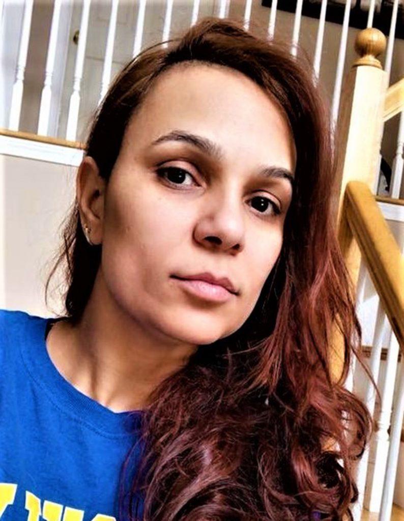 Foto29 Cleucilene Alves da Silva Brasileira morta pelo ex namorado será velada no domingo (16)