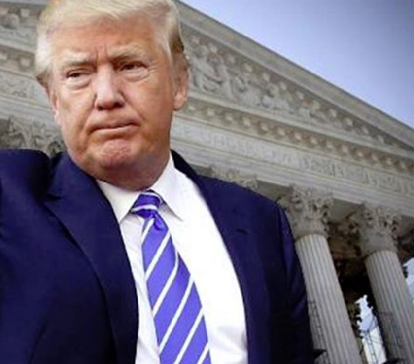 Foto5 Trump e Corte Suprema Suprema Corte proíbe temporariamente questão de cidadania no Censo 2020