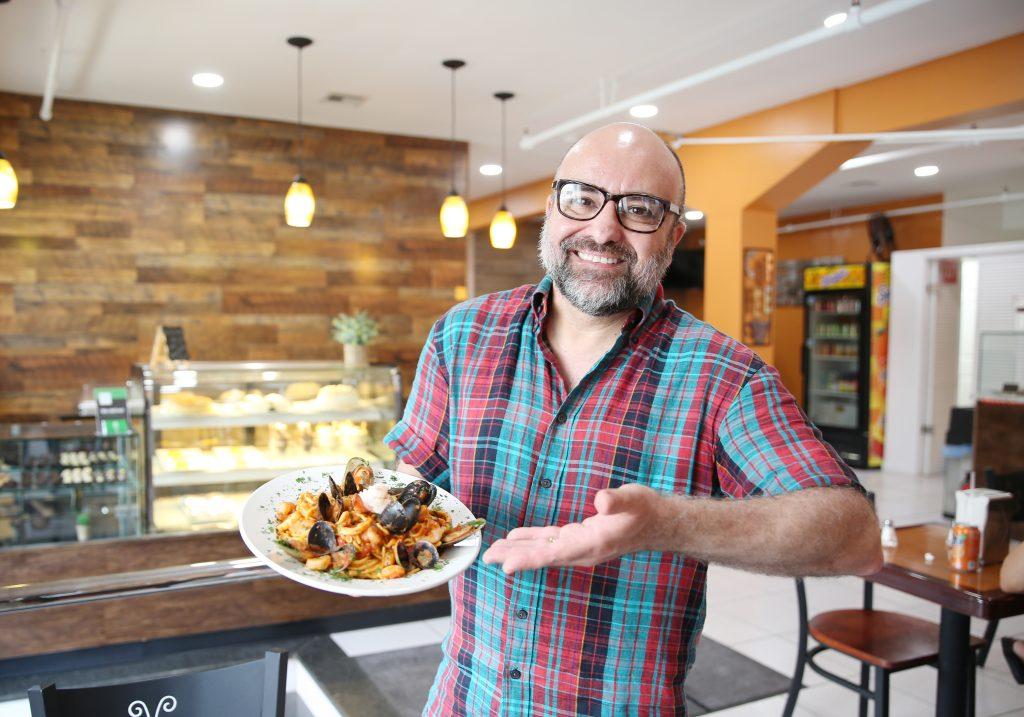6A6A3128 Newark ganha Mais Sabor Italiano com restaurante especializado em massas