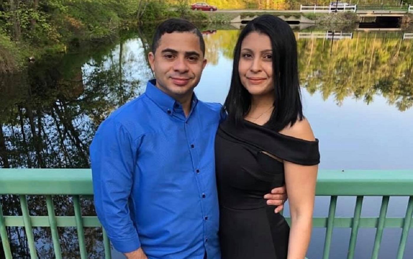 Foto19 Emerson Jaques e Nathalia da Paixao Brasileiro é acusado de matar esposa a facadas em NH