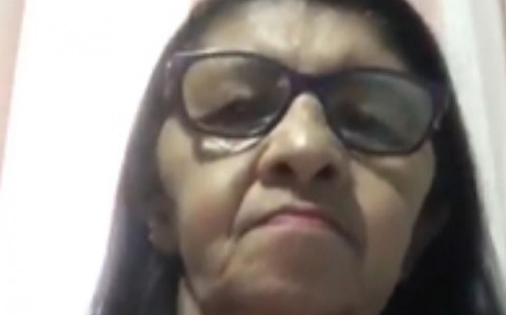 Foto19 Maria Mãe de brasileira morta pelo marido pede ajuda para visitar netos nos EUA