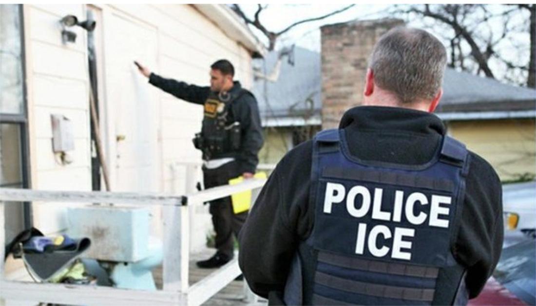Foto21 Batida ICE Condado do sul de NJ quer processar Estado para colaborar com ICE