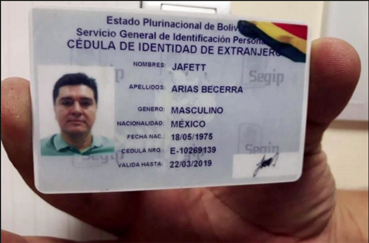 Foto6 Jose Gonzalez Valencia EUA e México disputam custódia de narcotraficante preso no Brasil