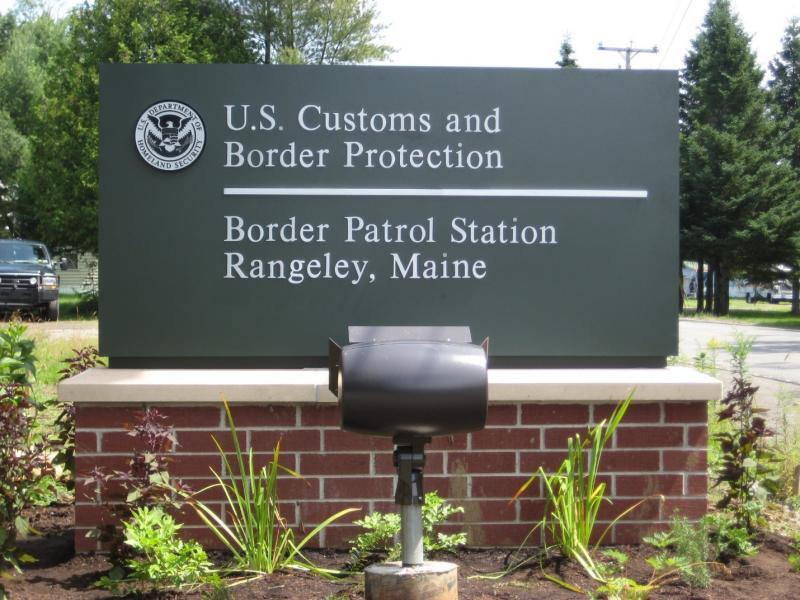 Foto26 CBP Rangeley Station Agentes da Patrulha de Fronteira prendem 4 brasileiros no Maine