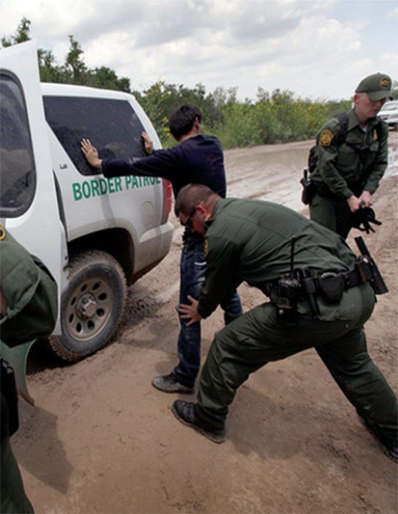 Foto29 Prisao na Fronteira Acabou o Cai Cai: DHS anunciará fim de captura e liberação de imigrantes na fronteira