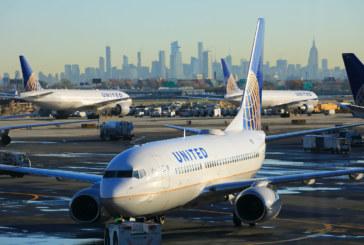 Avião vaza 240 galões de combustível no Aeroporto de Newark