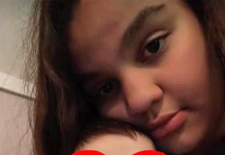 Foto14 Tiffany Pereira Santos Brasileira pede ajuda na busca por filha que fugiu de casa em MA