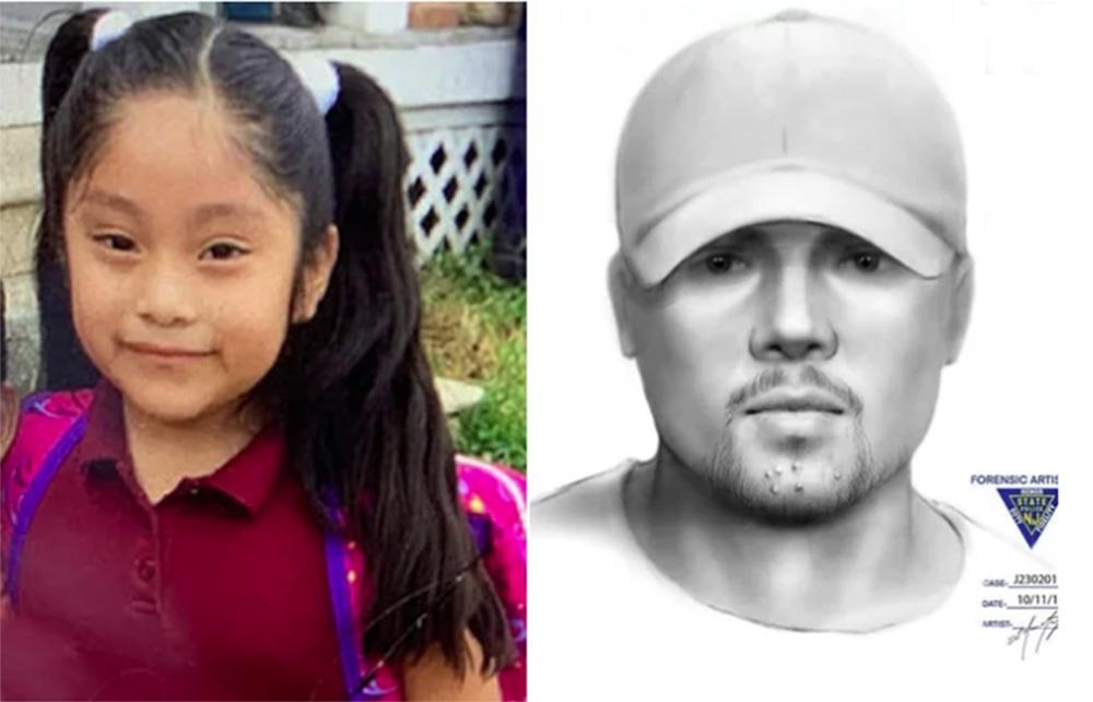 Foto17 Dulce Maria Alavez e retrato falado A polícia divulga retrato falado de sequestrador de menina em NJ