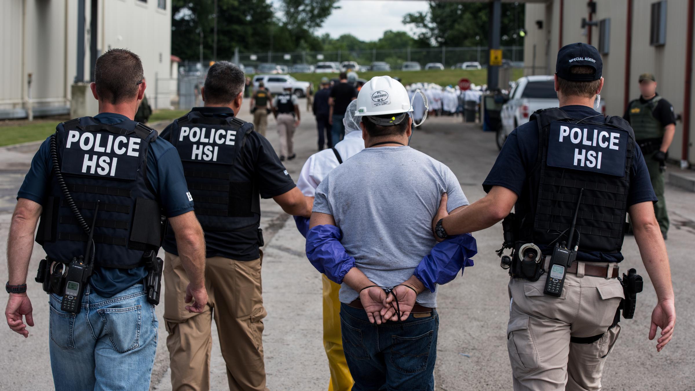 Foto20 Prisao ICE  Veja onde os indocumentados estão mais propensos a serem presos pelo ICE