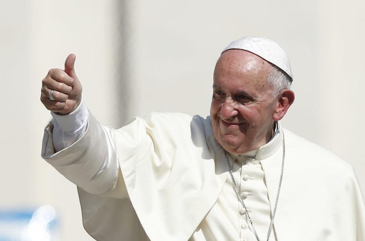 Foto23 Papa Francisco Papa Francisco avalia fim do celibato para padres