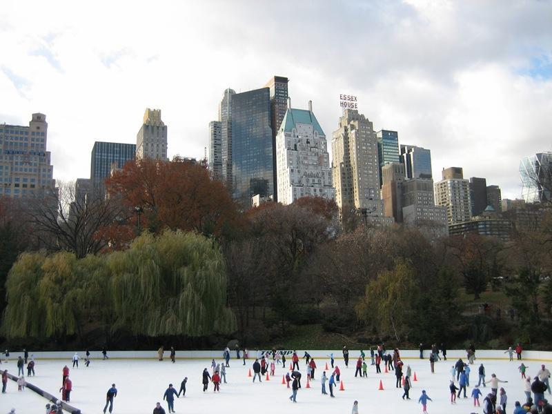 Foto9 Wollman Rink Nome de Trump é retirado de 2 pistas de patinação em NYC