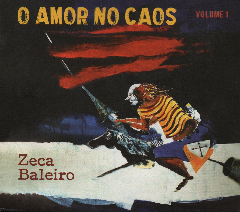 Capa CD Zeca Baleiro O amor no caos Vl1 002 Um artista liberto