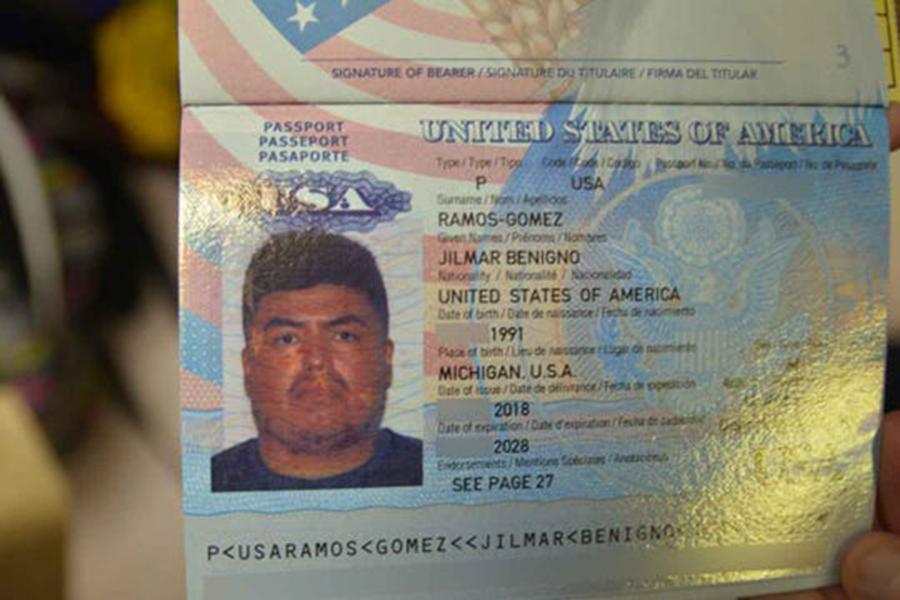 Foto10 Jilmar Ramos Gomez Prefeitura pagará US$ 190 mil a fuzileiro veterano denunciado ao ICE