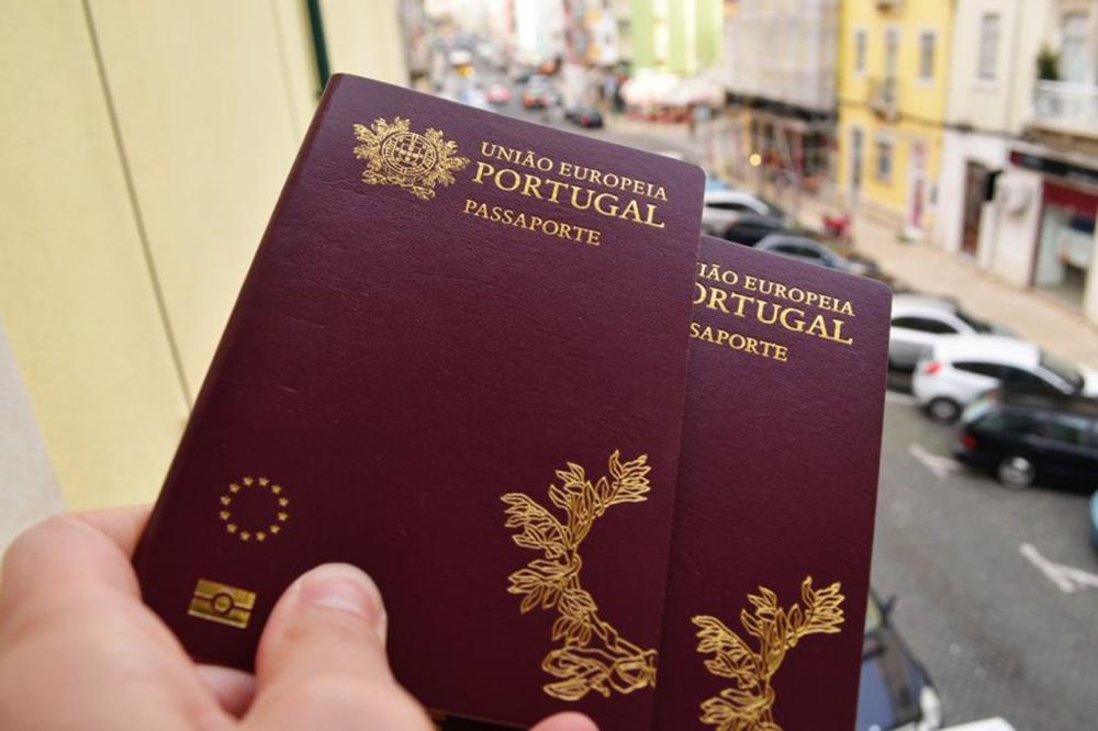 Foto19 Passaporte Portugues Portugal discute ampliar cidadania a qualquer criança nascida no país