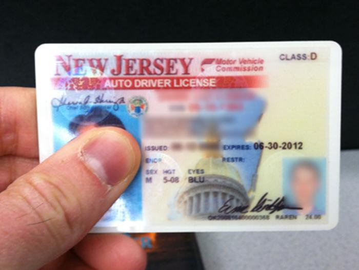 Foto22 Carteira de motorista NJ  New Jersey poderá votar em breve na carteira para indocumentados