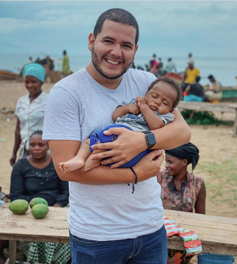 Foto23 Anderson Dias Brasileiro viaja todos os países do mundo e quebra recorde