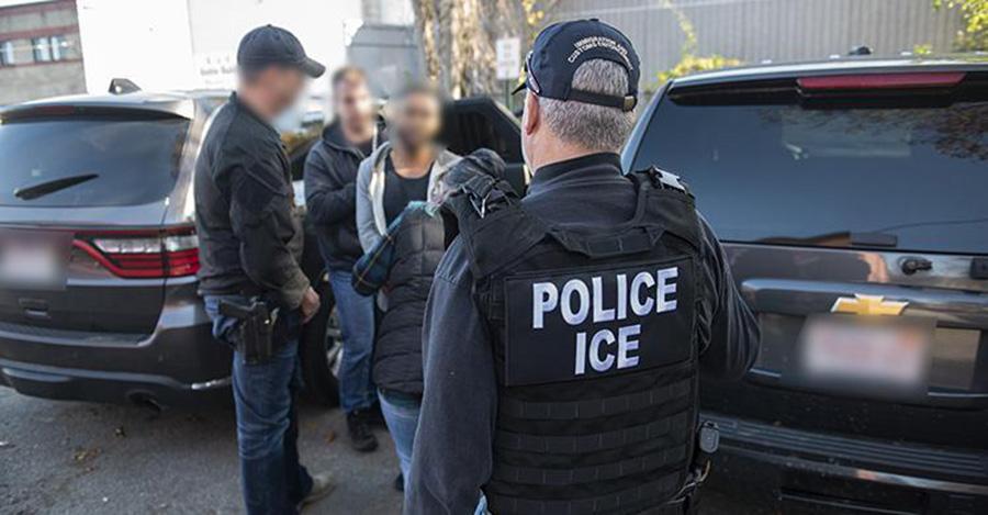 Foto3 Batida ICE 4 brasileiros são presos pelo ICE no combate ao tráfico de drogas em MA