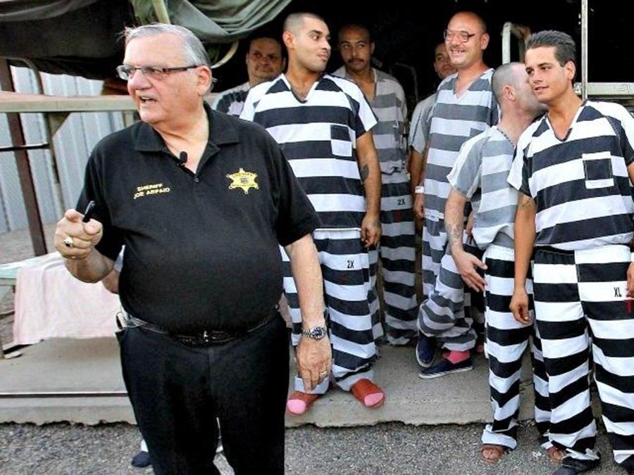 Foto5 Joe Arpaio Assessores de Arpaio ignoraram ordem judicial de parar blitz migratórias