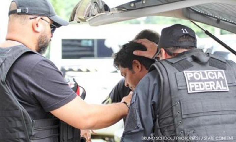 """Foto7 Saifullah Al Mamun """"Coiote"""" preso no Brasil é indiciado por tráfico humano nos EUA"""