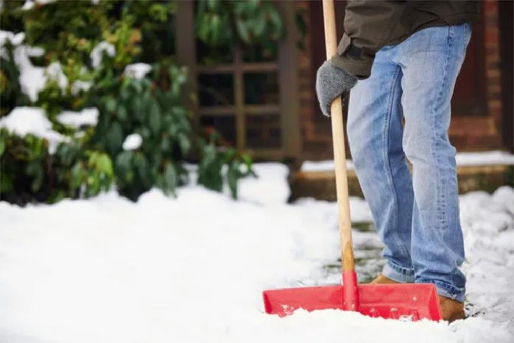 Foto9 Tirando neve New Jersey poderá ter neve no domingo (1)