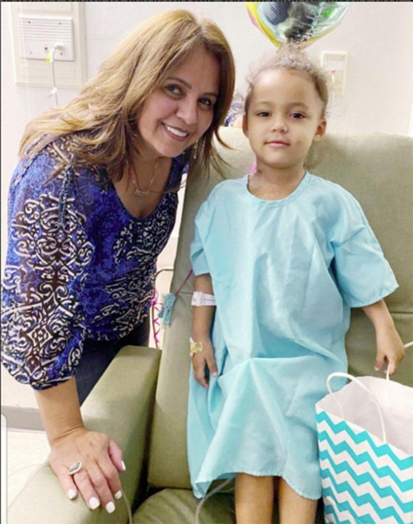 Foto10 Ana Brasileirinha segue a luta contra a leucemia em NJ