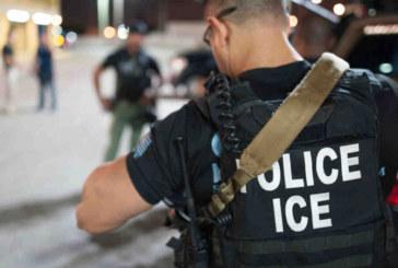 Batidas do ICE resultam na prisão de 4 brasileiros em MA