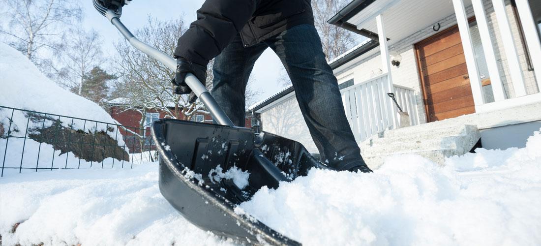 Foto13 Tirando neve Previsão: Norte de New Jersey poderá acumular até 22 cm de neve