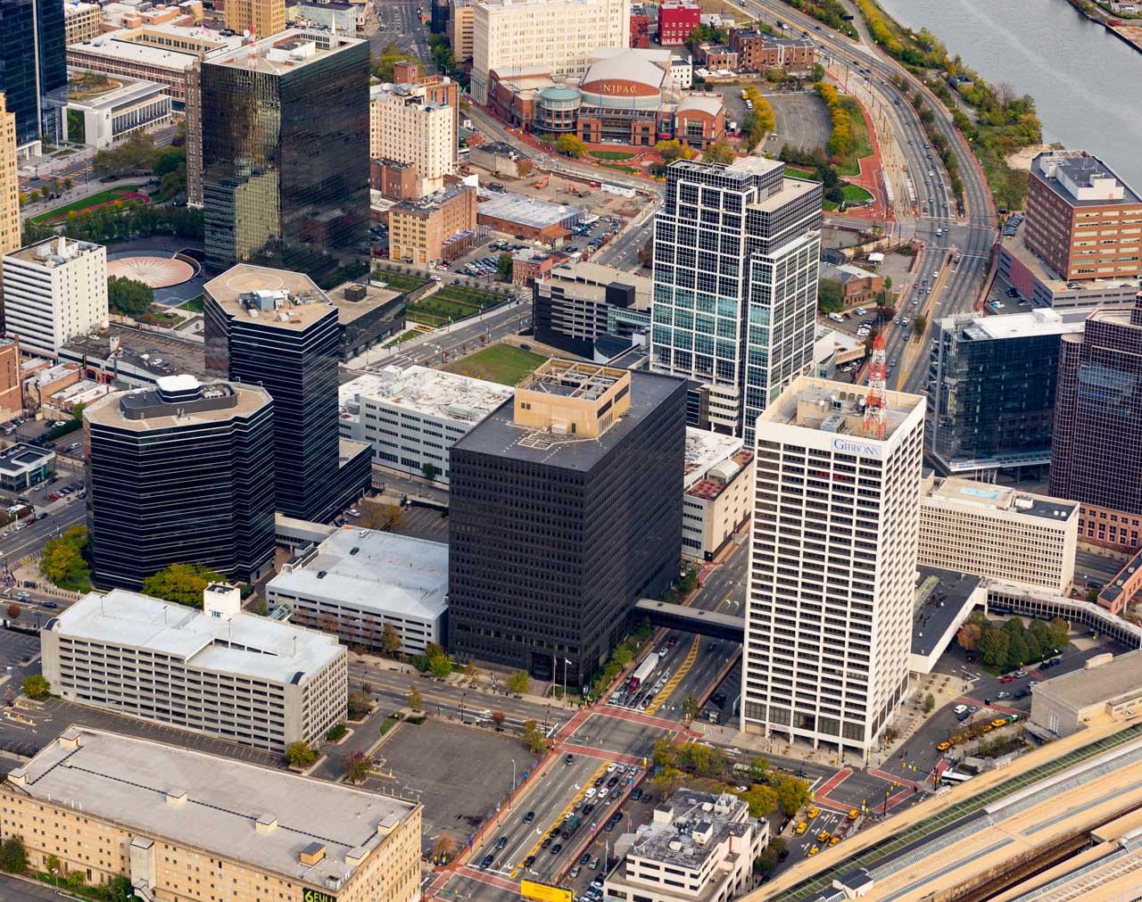 """Foto21 Gateway Center """"Gateway Center"""" no centro de Newark passará por reformas"""