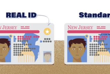 Mais de 50% das filiais do DMV já emitem o Real ID em NJ