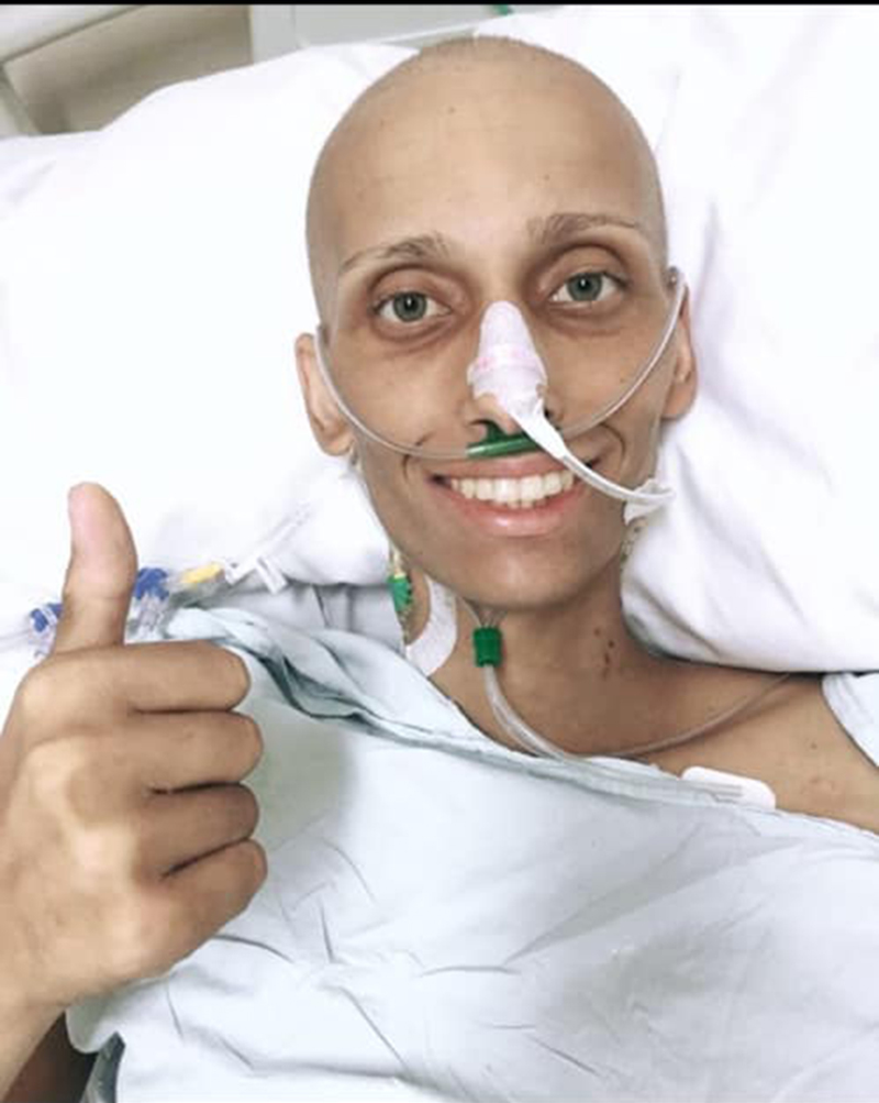 Foto15 Lucas Lacerda Brasileiro busca doador compatível de medula óssea