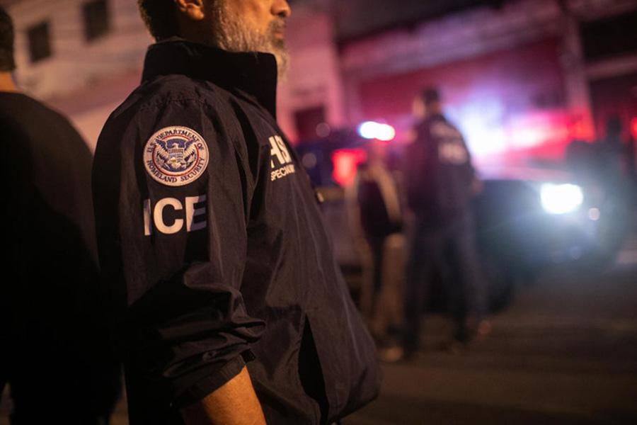 Foto3 Agente ICE EUA planeja acelerar deportação de brasileiros detidos na fronteira