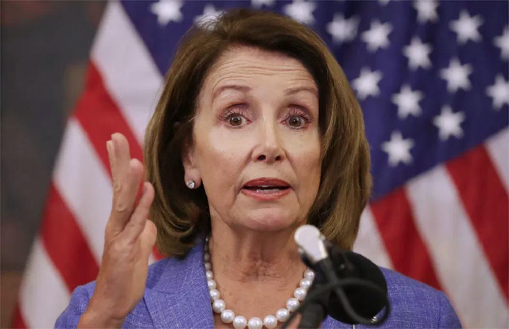 Foto8 Nancy Pelosi Começa oficialmente processo de impeachment de Trump no Senado
