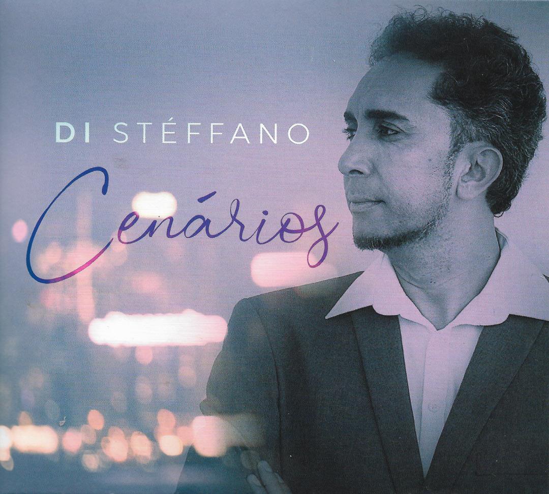 Capa CD Di Stéffano Cenários Um CD instrumental imprescindível