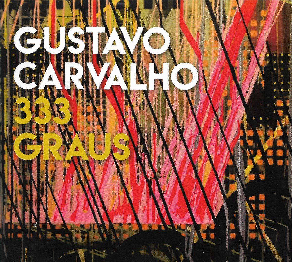 Capa CD Gustavo Carvalho Viagens de um músico
