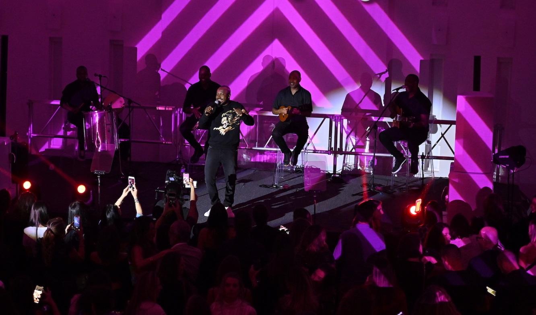 Foto10 Show do Thiaguinho na Florida  Show de Thiaguinho marca lançamento do Globoplay nos EUA