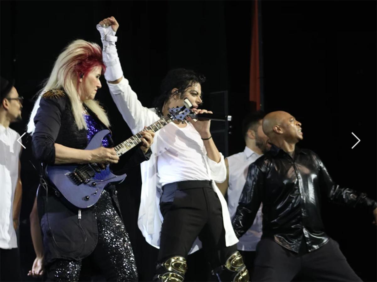 Foto12 Rodrigo Teaser 1 Rodrigo Teaser presta tributo a Michael Jackson no Apollo Theater