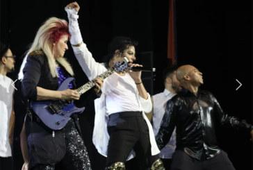 Rodrigo Teaser presta tributo a Michael Jackson no Apollo Theater