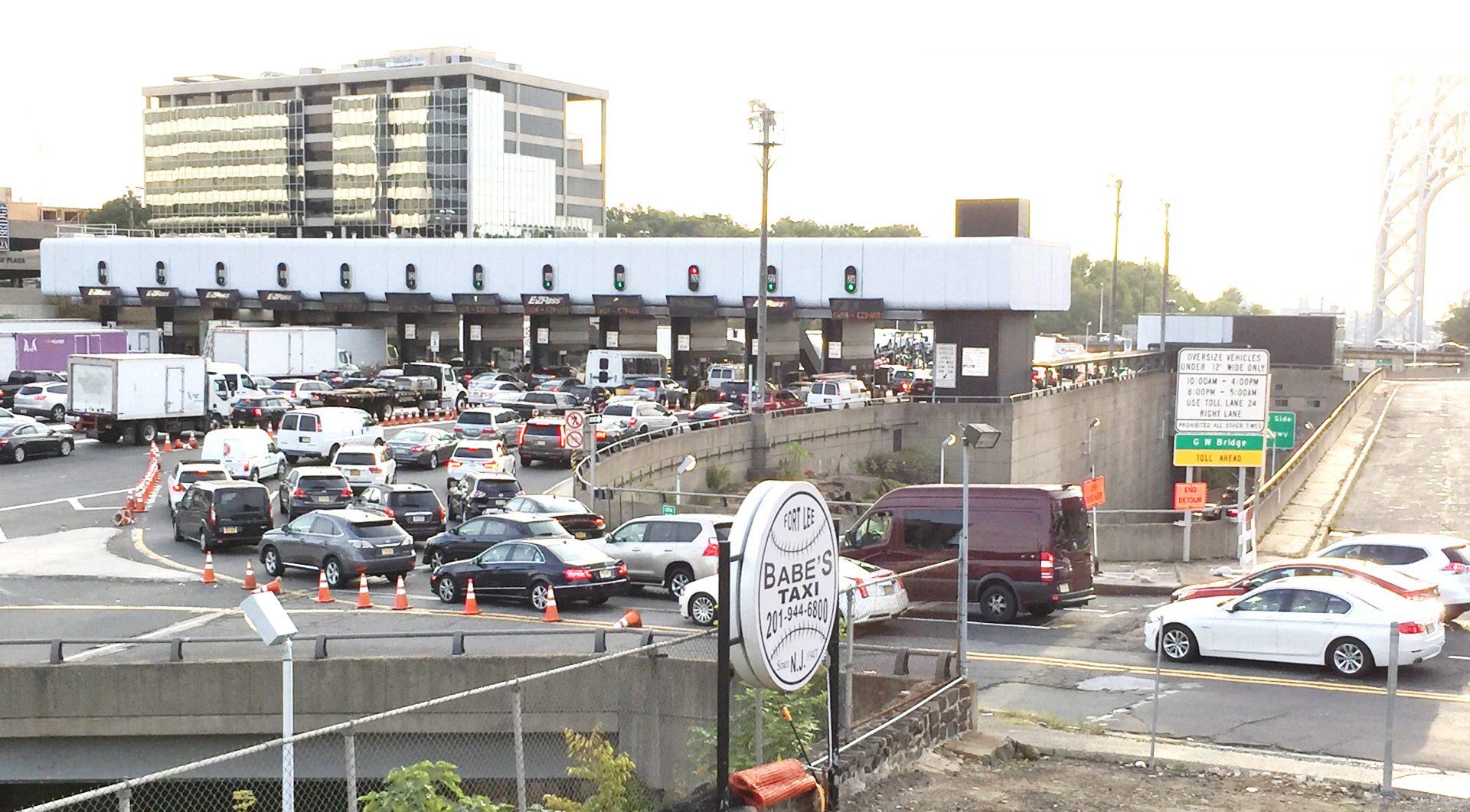 Foto2 Congestionamento em Fort Lee scaled NJ: Interstate 95 é a rodovia mais congestionada dos EUA