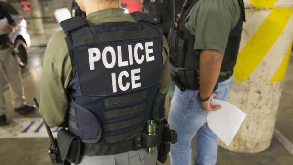 Foto21 Batida ICE Operação do CIOF resultou na prisão de brasileiro foragido nos EUA