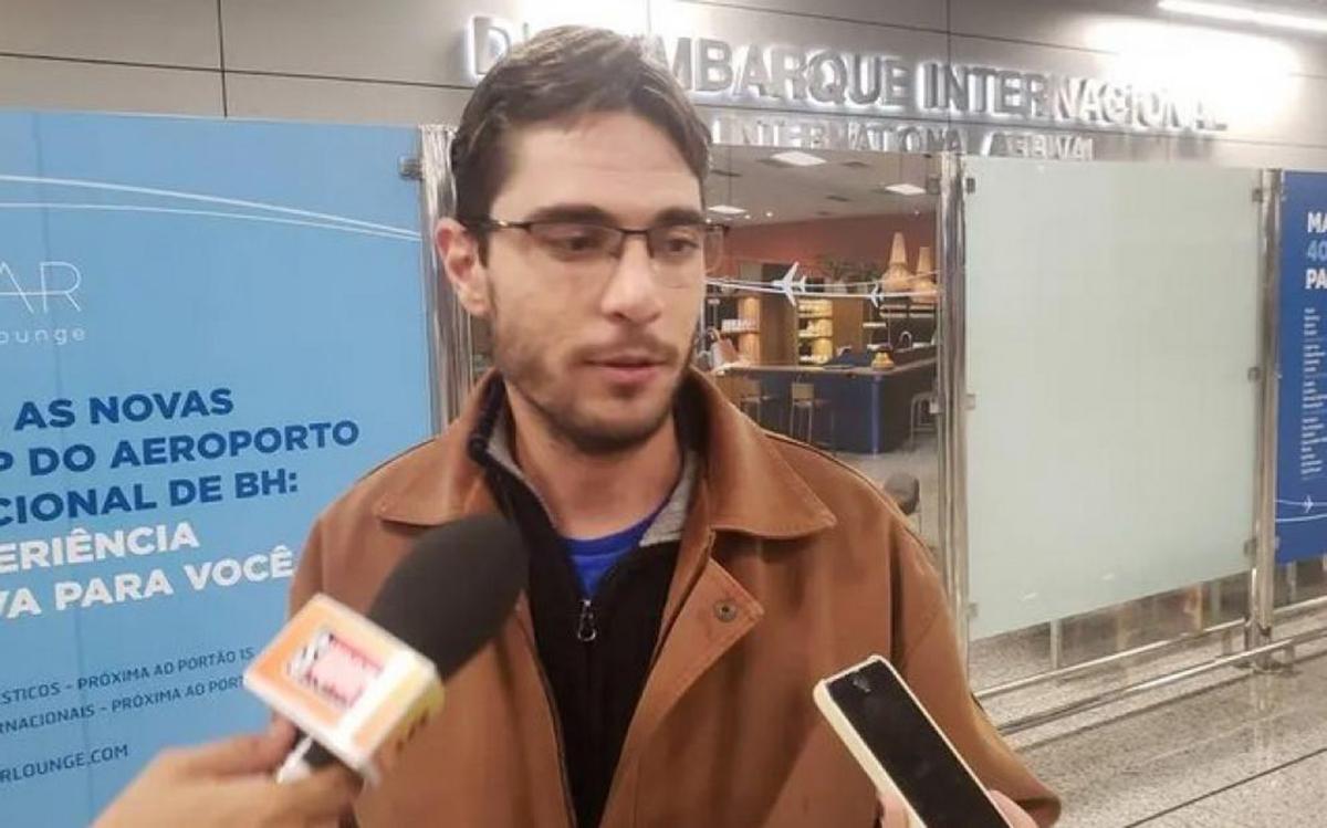 """Foto27 Breno Silva Coelho """"Não volto nem se o Trump me buscar"""", desabafa brasileiro deportado"""