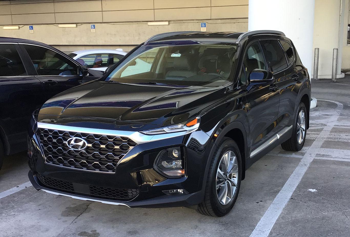 Foto28 Hyundai Santa Fe Chefe brasileiro é vítima de sequestro relâmpago na FL